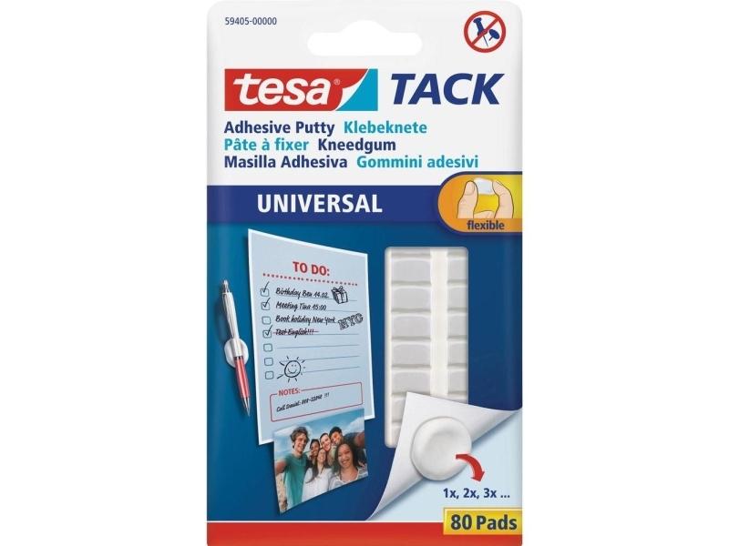 Diverse Montagematerialer Tesa Hvid 1 Pak