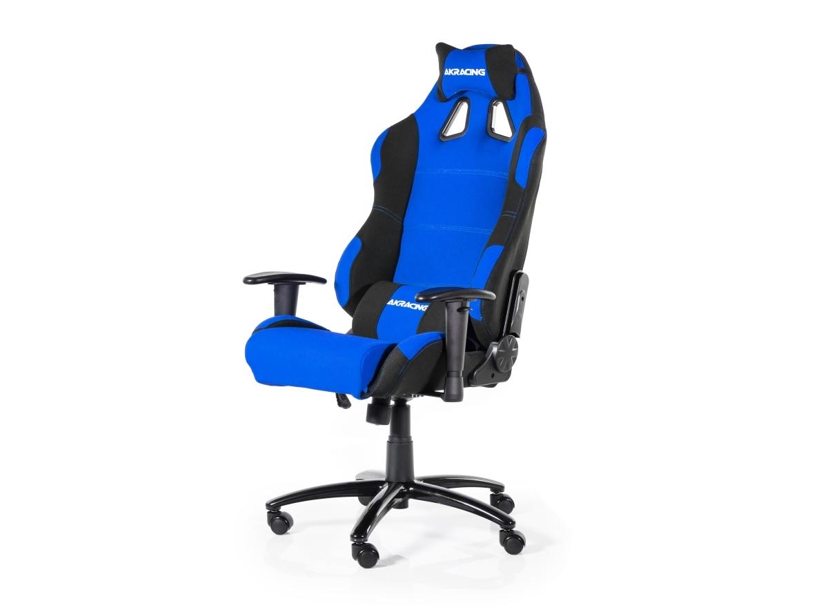 Akracing Prime Gaming Chair Black Blue