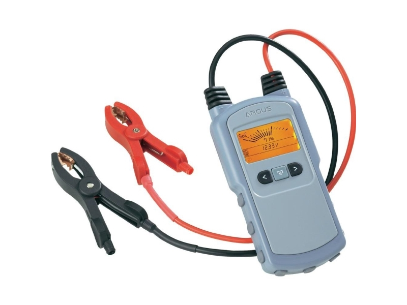 Bil-Batteritester Argus Batterietestgerät Aa350
